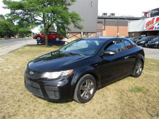 Used 2010 Kia Forte Koup EX ~ Sunroof ~ SAFETY INCLUDED for sale in Toronto, ON