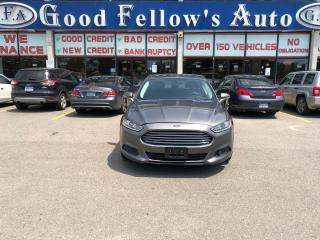 Used 2014 Ford Fusion SE MODEL, POWER SEATS, BLUETOOTH for sale in Toronto, ON
