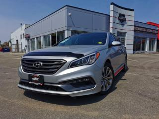 Used 2016 Hyundai Sonata 2.4L Sport Tech for sale in St. Catharines, ON