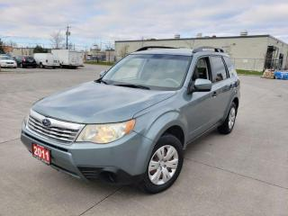 Used 2011 Subaru Forester AWD, Low km, Auto, 3/Y warranty available for sale in Toronto, ON