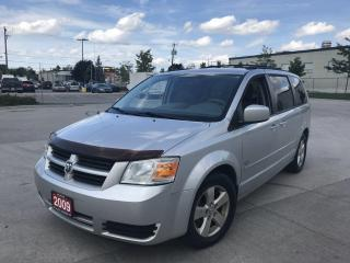 Used 2009 Dodge Grand Caravan Stow&Go, 7 Passengers, Auto, 3/Y Warranty availabl for sale in Toronto, ON