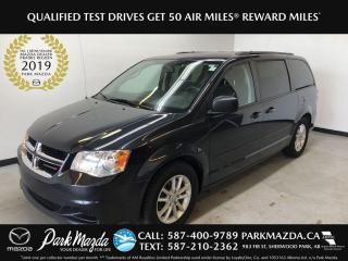 Used 2014 Dodge Grand Caravan SXT for sale in Sherwood Park, AB