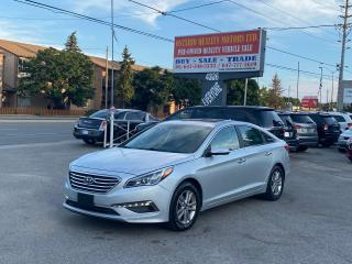 Used 2017 Hyundai Sonata 2.4L GLS for sale in Toronto, ON