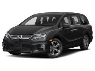 New 2020 Honda Odyssey Touring for sale in Winnipeg, MB