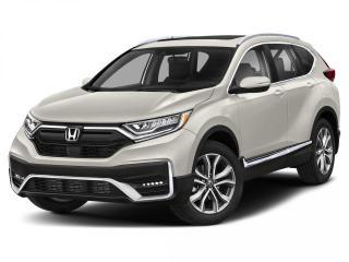 New 2020 Honda CR-V Black Edition In White for sale in Winnipeg, MB