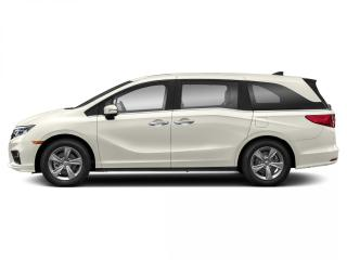New 2020 Honda Odyssey EX-L RES rear entertainment for sale in Winnipeg, MB