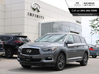Used 2016 Infiniti QX60 AWD 4dr Technology Model for sale in Winnipeg, MB