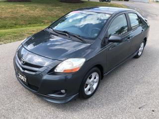 Used 2007 Toyota Yaris SPORT for sale in Cambridge, ON