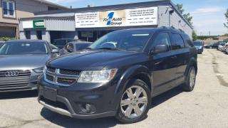 Used 2012 Dodge Journey SXT CREW w/Navi for sale in Etobicoke, ON
