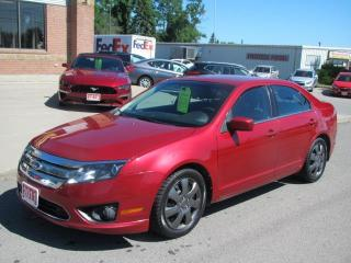 Used 2011 Ford Fusion I4 SE for sale in Brockville, ON