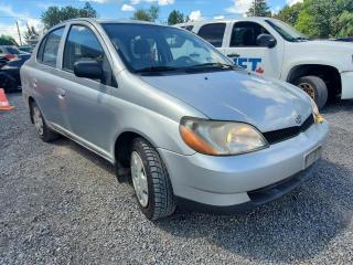 Used 2002 Toyota Echo 4-Door Sedan for sale in Stittsville, ON