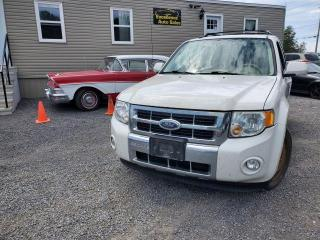 Used 2010 Ford Escape LIMITED 4WD for sale in Stittsville, ON