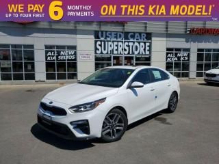 New 2020 Kia Forte EX+ - Power Sunroof, LED Headlights, 17 Alloys for sale in Niagara Falls, ON