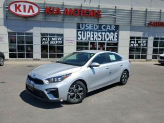 New 2020 Kia Forte EX IVT - Lane Keep Assist, Blind Spot Detection for sale in Niagara Falls, ON