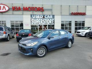 New 2020 Kia Rio EX IVT - Sunroof, 7 Audio Display, Smart Key for sale in Niagara Falls, ON