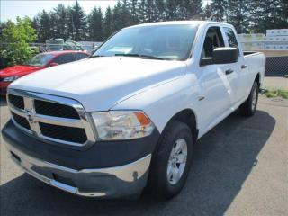 Used 2018 RAM 1500 4x4 4dr 6'4  Box for sale in Ottawa, ON