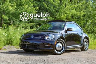 Used 2016 Volkswagen Beetle Coupe Classic | Heated Seats, Nav, Satellite Radio for sale in Guelph, ON