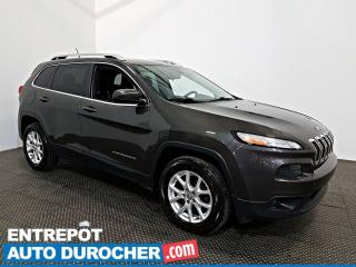 Used 2014 Jeep Cherokee North AWD AIR CLIMATISÉ - Caméra de Recul for sale in Laval, QC