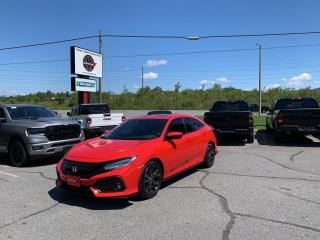 Used 2018 Honda Civic Hatchback Sport Touring for sale in Sudbury, ON