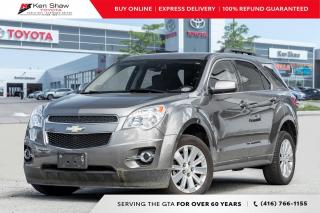 Used 2012 Chevrolet Equinox 2LT for sale in Toronto, ON