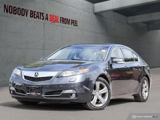 Used 2014 Acura TL 4dr Sdn Auto SH-AWD w-Tech Pkg for sale in Mississauga, ON
