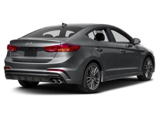 Used 2018 Hyundai Elantra Sport Manual for sale in Mississauga, ON