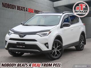 Used 2017 Toyota RAV4 AWD 4dr SE for sale in Mississauga, ON