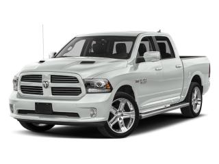 Used 2017 RAM 1500 4WD Crew Cab 140.5  Sport for sale in Mississauga, ON