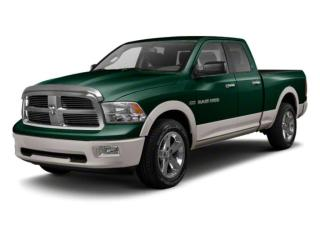 Used 2011 RAM 1500 4WD Quad Cab 140.5  Laramie for sale in Mississauga, ON