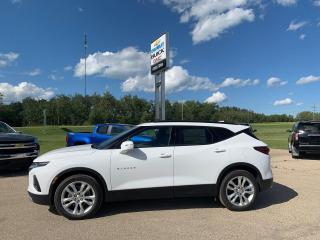 New 2020 Chevrolet Blazer True North for sale in Roblin, MB