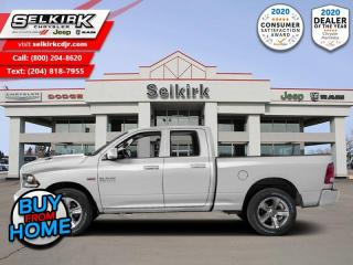 Used 2014 RAM 1500 Sport - Bluetooth -  SiriusXM -  Fog Lamps for sale in Selkirk, MB