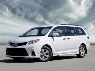 New 2020 Toyota Sienna CE 7-Passenger FWD for sale in North Bay, ON