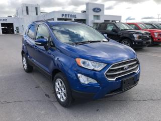 New 2019 Ford EcoSport SE for sale in Kingston, ON