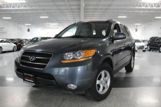 Used 2008 Hyundai Santa Fe GL 3.3L I NO ACCIDENTS I LEATHER I SUNROOF I HEATED SEATS for sale in Mississauga, ON