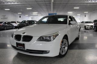 Used 2010 BMW 5 Series 528i I NO ACCIDENTS I NAVIGATION I SUNROOF I PARK ASSIST for sale in Mississauga, ON