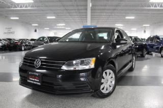 Used 2016 Volkswagen Jetta TSI I NO ACCIDENTS I REAR CAM I BIG SCREEN I HEATED SEATS for sale in Mississauga, ON