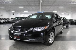 Used 2015 Honda Civic LX I REAR CAM I HEATED SEATS I KEYLESS ENTRY I POWER OPTIONS for sale in Mississauga, ON