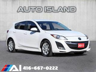 Used 2011 Mazda MAZDA3 4dr HB Sport GS for sale in North York, ON