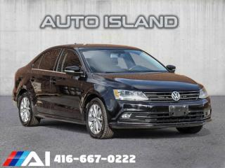Used 2015 Volkswagen Jetta Sedan TDI DIESEL**MANUAL TRANS**DRIVES GREAT!! for sale in North York, ON