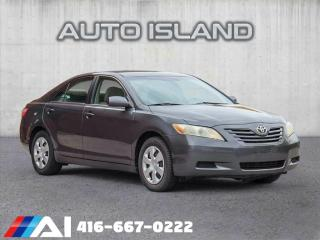 Used 2007 Toyota Camry 4DR SDN I4 for sale in North York, ON