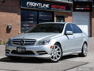 Used 2011 Mercedes-Benz C-Class 4dr Sdn 3.0L 4MATIC for sale in Scarborough, ON