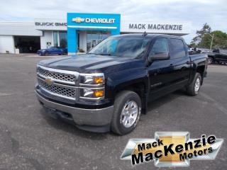 Used 2015 Chevrolet Silverado 1500 LT CREW CAB 4X4 for sale in Renfrew, ON