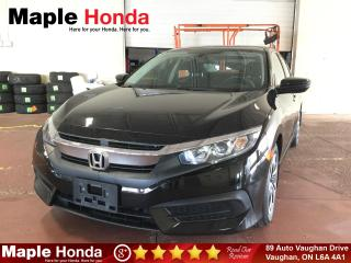 Used 2016 Honda Civic LX| 6-Speed Manual| Backup Cam| for sale in Vaughan, ON