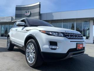 Used 2012 Land Rover Evoque Prestige Premium 4WD NAVI SUNROOF REAR CAMERA 46KM for sale in Langley, BC