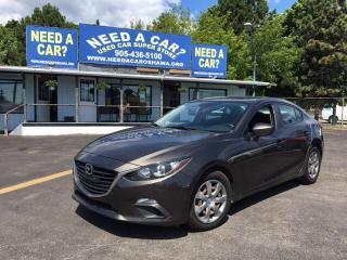 Used 2014 Mazda MAZDA3 GX-SKY for sale in Oshwa, ON