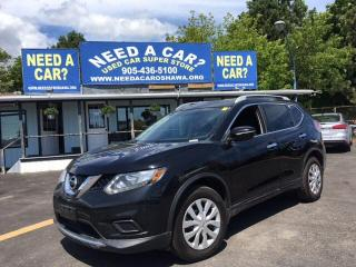 Used 2015 Nissan Rogue SV for sale in Oshwa, ON