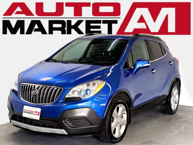 2016 Buick Encore AWD CERTIFIED,RearView Camera,WE APPROVE ALL CREDIT