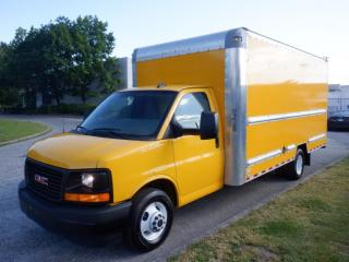 Used 2017 GMC Savana G3500 17 Foot Cube Van With Ramp for sale in Burnaby, BC