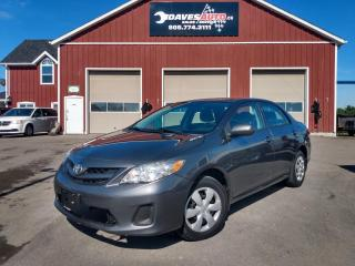 Used 2013 Toyota Corolla for sale in Dunnville, ON