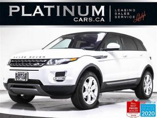 Used 2015 Land Rover Evoque Pure Premium, AWD, NAV, PANO, CAM, HEATED, BT for sale in Toronto, ON